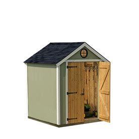 6 x 8 wood storage shed shop heartland 6 x 6 x 8 wood storage shed at lowes