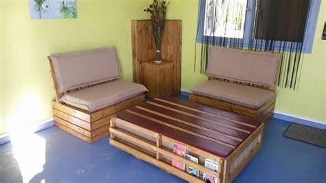 comment fabriquer ses meubles avec des palettes