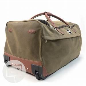 Reisetasche Auf Rollen : preiswerter reisetasche mit rollen 108 l braun ~ Markanthonyermac.com Haus und Dekorationen