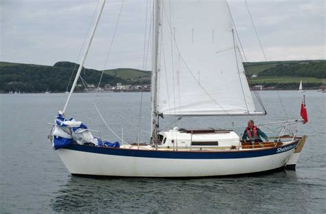 Sailboats Used Victoria by Popular Cruiser Yachts Under 30 Feet 9 1m Long Overall