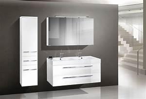 Badezimmer Komplett Set : badezimmer set doppelwaschbecken bestseller shop f r m bel und einrichtungen ~ Markanthonyermac.com Haus und Dekorationen
