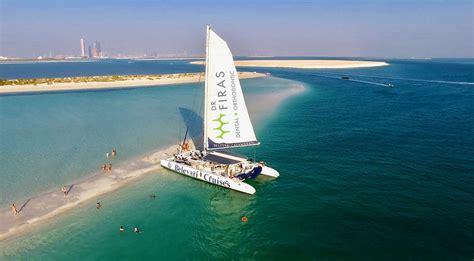 Catamaran Cruise Abu Dhabi by Catamaran Cruises Abu Dhabi Abu Dhabi Sunset Cruises Island