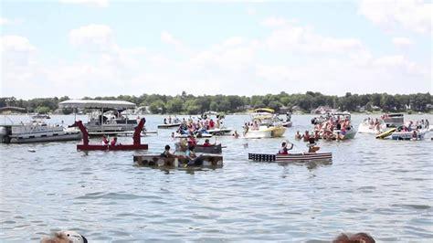 Cardboard Boat Videos by Cedar Lake Cardboard Boat Race Youtube
