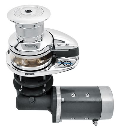 Boat Winch Direction by Vertical Windlass X3