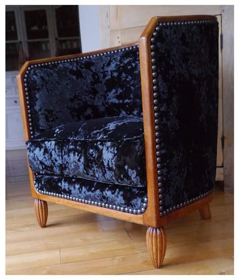 fauteuil tonneau d 233 co tissu clarke clarke cosy overblog