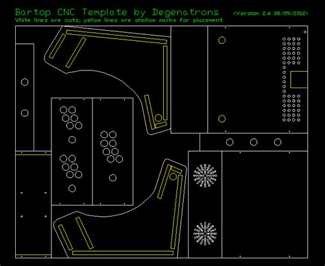 bartop arcade plans images frompo 1