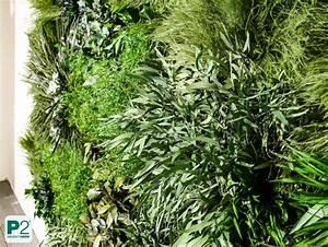 Pflanzen An Der Wand : warum m ssen heute die pflanzen an der wand wachsen p2 objekt gr n ~ Markanthonyermac.com Haus und Dekorationen