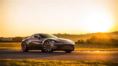 2018 Aston Martin Vantage 4k 2 Wallpaper