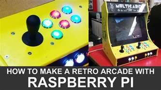 how to make a diy raspberry pi arcade cabinet melhor dos
