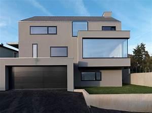 Fassadenfarben Am Haus Sehen : wohnhaus in denkendorf mauerwerk wohnen efh baunetz wissen ~ Markanthonyermac.com Haus und Dekorationen