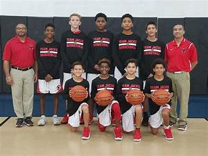 Team Jacko Tampa AAU Boys basketball