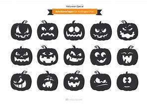 Kürbis Schnitzvorlagen Zum Ausdrucken Gruselig : halloween special vorlagen zum k rbisschnitzen ~ Markanthonyermac.com Haus und Dekorationen