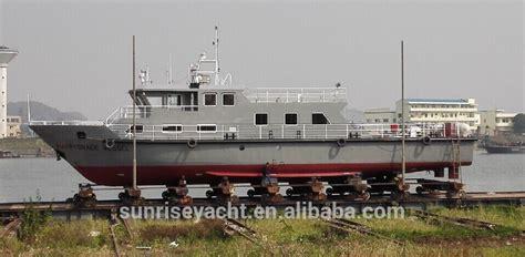 Military Boats For Sale by 30 M En Acier Bateau Militaire Patrouille Bateau Pour