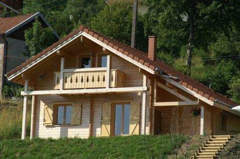 prix construction chalet montagne bois