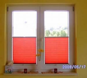 Sichtschutz Fenster Innen : plissee als sonnenschutz am fenster ~ Markanthonyermac.com Haus und Dekorationen