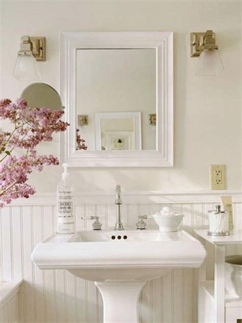 country decorating with tile country cottage cottage bathroom inspirations