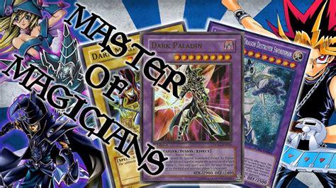 yu gi oh master of magicians 03 paladin buster