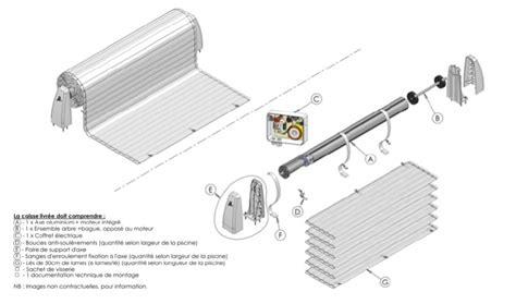 notre guide de montage de volet de piscine vol 233 e d 212