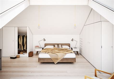 25 Amazing Attic Bedrooms That You Would Absolutely Enjoy