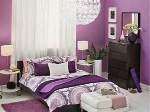Lila Im Schlafzimmer : lila schlafzimmer gestalten deko ideen mit bildern wohnideen pinterest schlafzimmer lila ~ Markanthonyermac.com Haus und Dekorationen