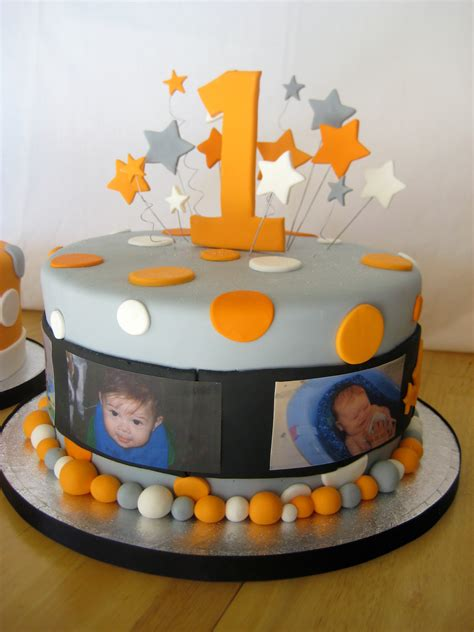 one year birthday cake one year in a flash cake edible images and