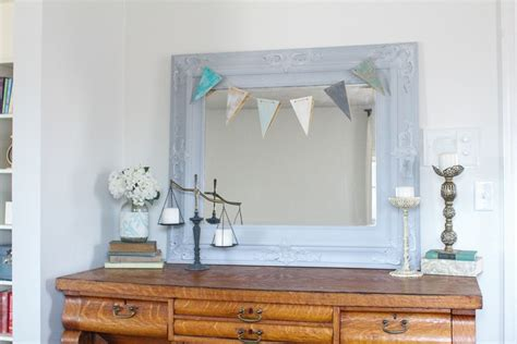 The Cheapest Bathroom Mirror Ever-lovely Etc
