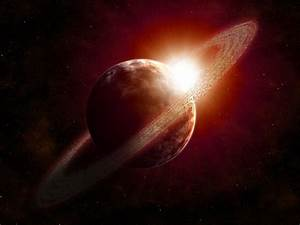 Galactic Outlook~Saturn in Scorpio - Gaia Blooming