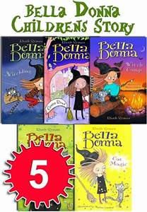 Bella Donna Childrens Story Collection Ruth Symes 5 Books ...