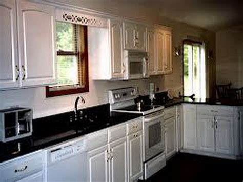 Kitchen Cabinets Painted White Black Countertop Transitional Kitchen Ideas Rustic Outdoor Pale Yellow Images Of Galley Style Kitchens Floor Plan Best Design Photo Gallery Contemporary Makeovers
