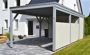 Aluminium Carport Mit Abstellraum : carport mit abstellraum pollmeier holzbau gmbh ~ Markanthonyermac.com Haus und Dekorationen