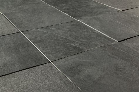 kontiki interlocking deck tiles elements earth series slate 12 quot x12 quot x1 quot slab