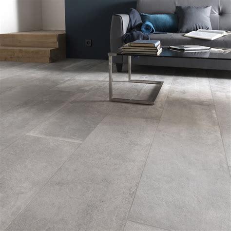carrelage sol et mur gris cendre effet b 233 ton harlem l 30 x l 120 cm leroy merlin