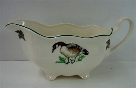 Gravy Boat Made In England by Johnson Brothers Brookshire Gravy Boat Made In England