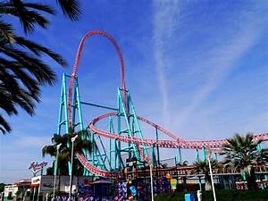 The Ultimate Thrill Rides at Knott's Berry Farm