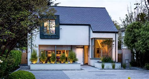 Passive House : A1 Passive House Overcomes Tight Cork City Site