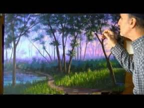 comment peindre brouillard for 234 t 2 4 a l acrylique sur la toile