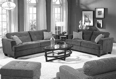 Plush Grey Themes Living Room Design With Grey Velvet Sofa Galley Kitchen Before And After Pictures Makeover Traditional Stools Yellow Paint For White Contemporary Turning A Into An Open