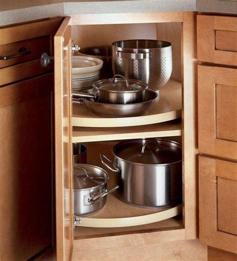 Blind Corner Base Cabinet Lazy Susan by How To Deal With The Blind Corner Kitchen Cabinet Live