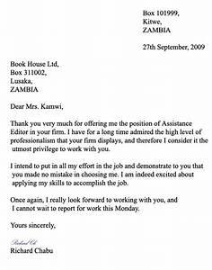 Dopis v angličtině - formální dopis