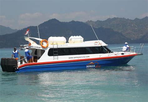 Speedboot Lombok by Speedboat Bali Lombok Yogyakarta Nl
