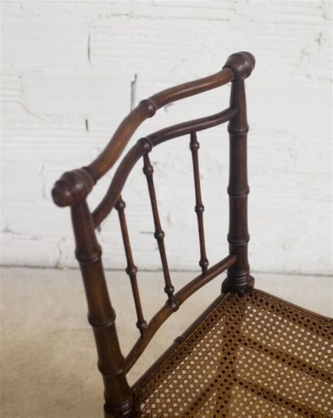 napoleon iii chair made in cherry bamboo style antique chair retro furniture refinement