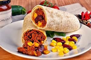 Wraps Füllung Vegetarisch : mexikanische wraps von hudldudl ~ Markanthonyermac.com Haus und Dekorationen