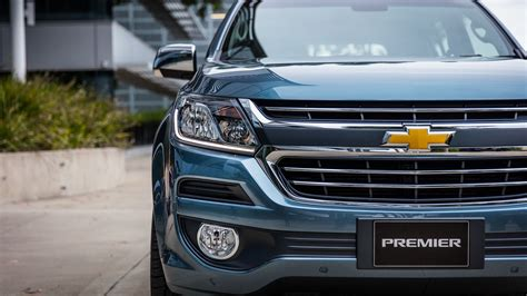 chevy colorado xtreme trailblazer premier concepts
