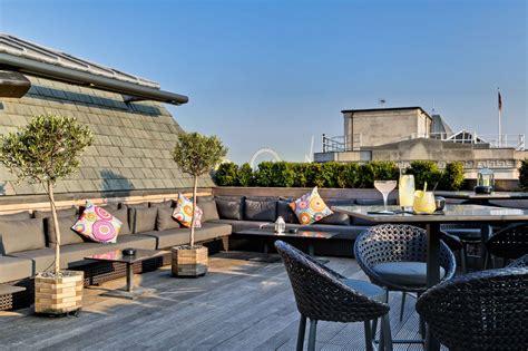 Roof Top Terrace : Top Roof Terraces In London