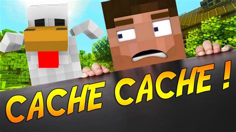 Les Maitres Du Cache Cache Sur Minecraft !  Hide And Seek
