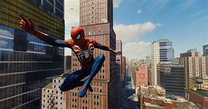 Spider-Man update addresses the game's puddle controversy ...