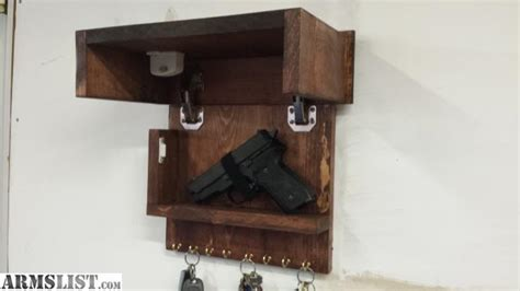 armslist for sale concealed gun safe with magnetic lock key holder
