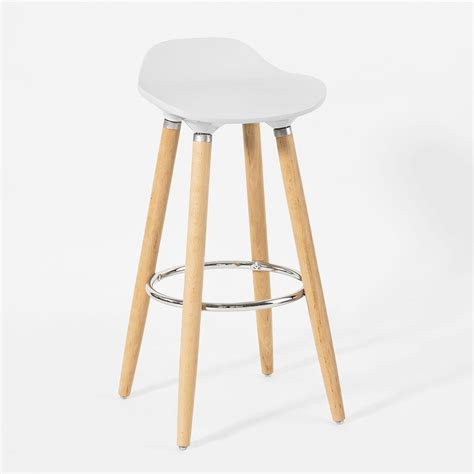 sobuy 174 tabouret de bar cuisine chaise fauteuil bistrot repose pieds fst21 45 fr ebay