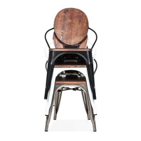 chaise de salle 224 manger louis avec option de si 232 ge en bois gunmetal