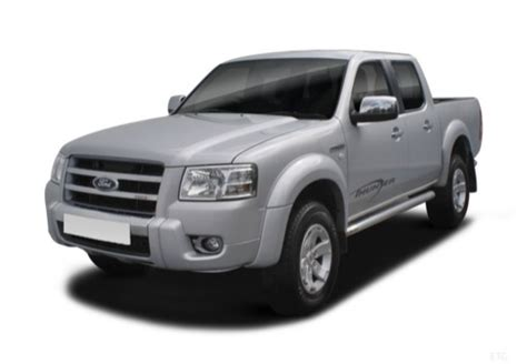 fiche technique ford ranger 3 0 tdci cab wildtrak 2007
